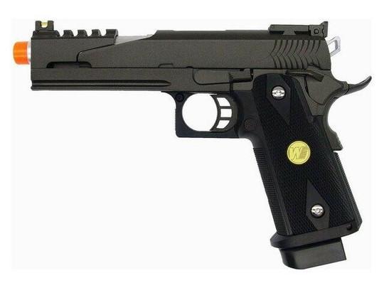 WE Hi-Capa 5.1 V4 Full Metal Semi Auto Gas/CO2 Blowback Pistol