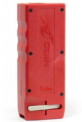 Odin Innovations M12 Sidewinder Airsoft Speed Loader, Limited Edition Red