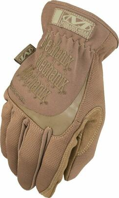 Mechanix FastFit Tactical Gloves, Coyote