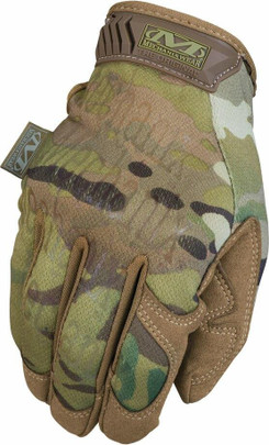 Mechanix Original Tactical Gloves, MultiCam