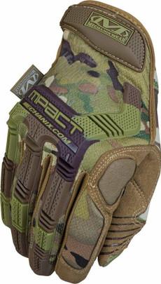 Mechanix M-Pact Tactical Gloves, MultiCam