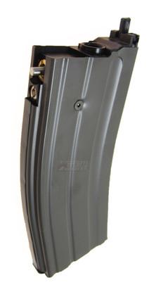 GHK/King Arms M4A1 GHK Airsoft Rifle Green Gas Magazine