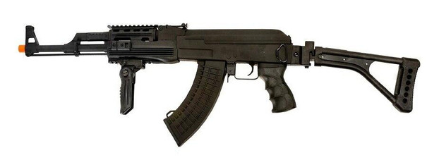 CYMA CM028U AK-47 Tactical Full Metal AEG Folding Stock Airsoft Rifle - REFURBISHED