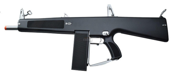 Tokyo Marui AA-12 SLEDGEHAMMER Auto-Assault Automatic Shotgun AEG, Black