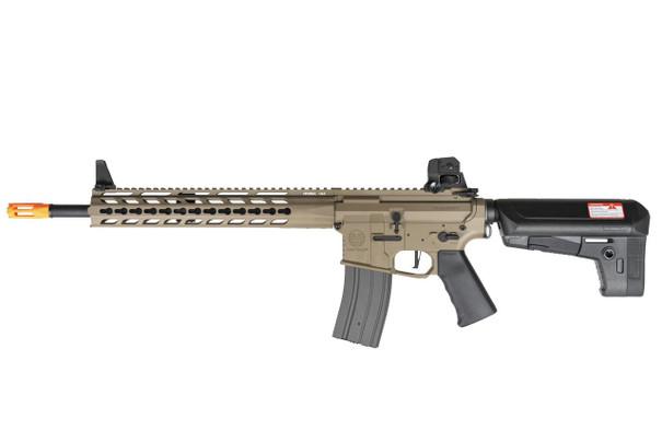 Krytac Trident SPR MK2 DMR AEG Airsoft Rifle, FDE/Tan