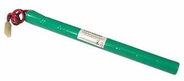 Spartan 9.6v 1600mAh NiMH Stick Battery