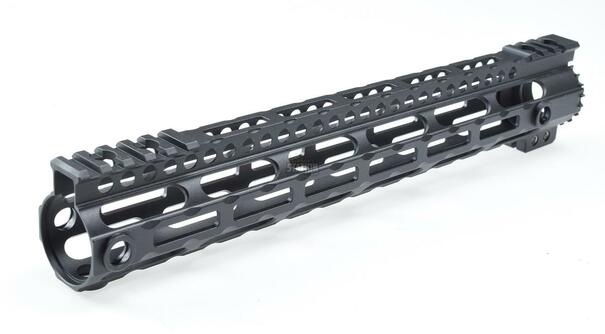 Big Dragon MI M-LOK/Picatinny/Weaver 12.5 Free Float DMR Rail System