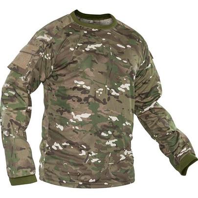 Valken V-Tac Kilo Combat Shirt - OCP/W2 Scorpion Army Camo