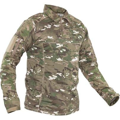 Valken V-Tac Tango Combat Shirt - OCP/W2 Scorpion Army Camo