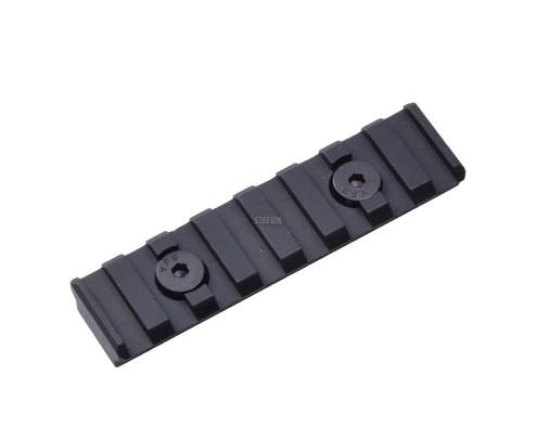 UTG PRO M-LOK 8-Slot Picatinny/Weaver/20mm Rail Section for Magpul MLOK Rails