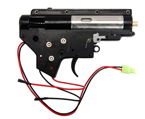 CYMA Complete M4 Rear Wired Version 2 Metal Gear Box