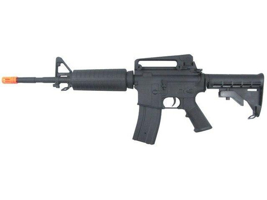 P-Force AGM M4A1 Full Metal Carbine AEG Package