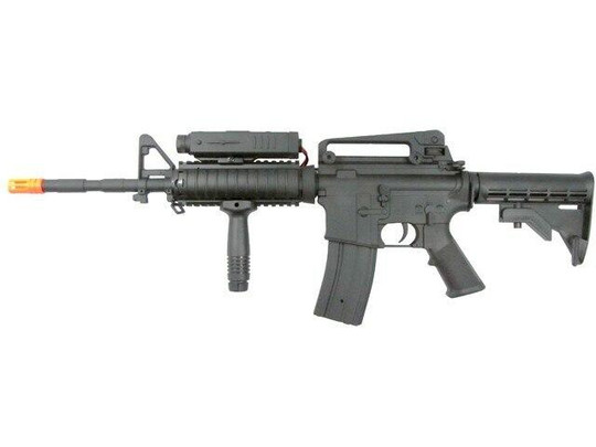 P-Force AGM M4RIS Full Metal Carbine AEG Package