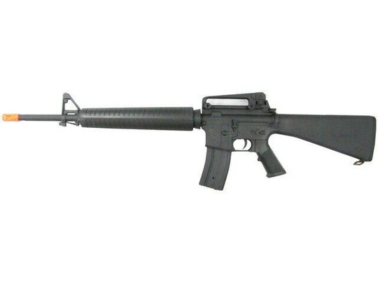 P-Force AGM M16A3 Full Metal AEG Package