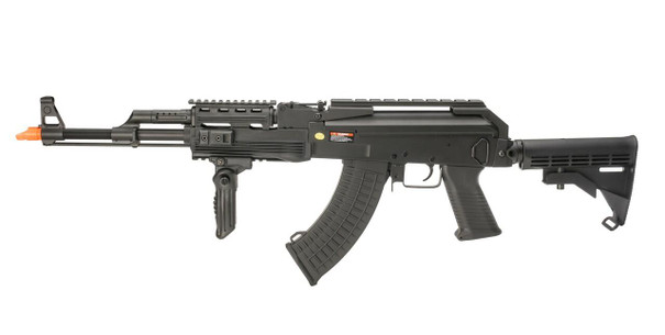 CYMA CM039C Full Metal AK74 CPW Contractor Tactical Airsoft Rifle AEG