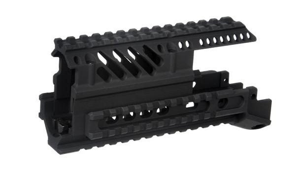 CNC Machined Aluminum AK47 RIS Rail Set for AK47 AEGs made by CYMA