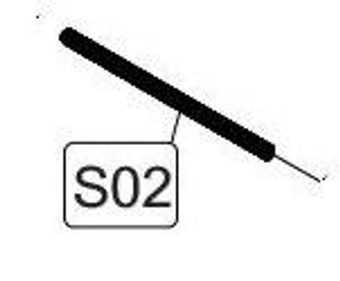 Elite Force/KWC 1911 CO2 Blowback Airsoft Pistol Air Nozzle Return Spring