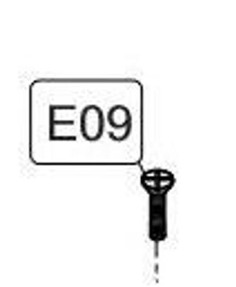 Elite Force/KWC 1911 CO2 Blowback Airsoft Pistol Frame Screw