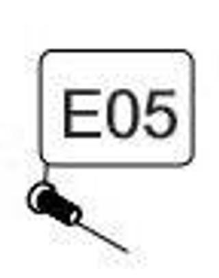 Elite Force/KWC 1911 CO2 Blowback Airsoft Pistol Piston Seal Screw