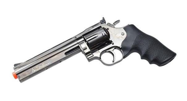 Dan Wesson 715 6 Steel Grey CO2 Airsoft CQB Revolver