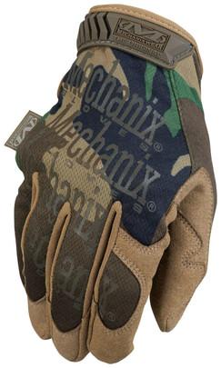 Mechanix Original Tactical Gloves, Woodland