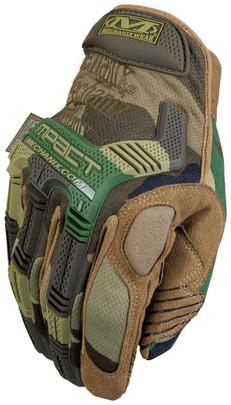 Mechanix M-Pact Tactical Gloves, Woodland