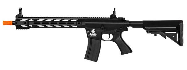 Lancer Tactical Interceptor M4 Airsoft Rifle AEG, Black