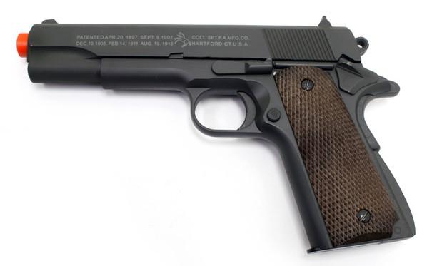 Colt M1911 Airsoft Spring Pistol Metal Version by Cybergun