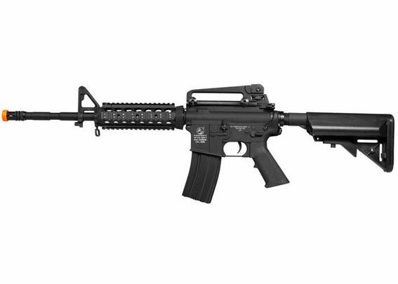Colt M4A1 RIS Full Metal AEG Airsoft Rifle