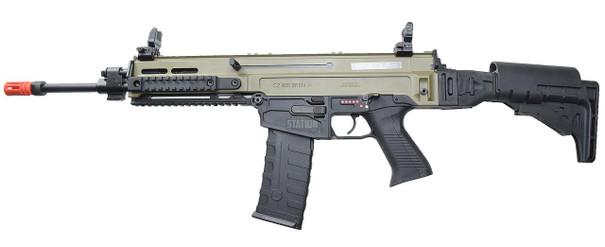 ASG CZ 805 BREN A1 AEG Airsoft Rifle, Tan