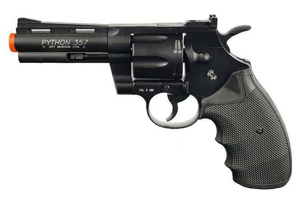 Colt Python 4 .357 Magnum Metal CO2 Airsoft Revolver