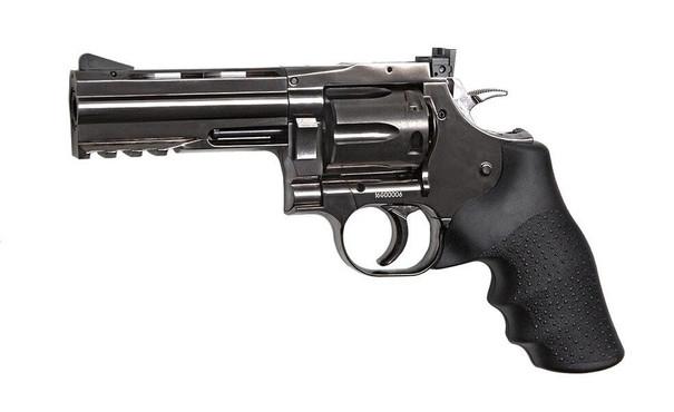 Dan Wesson 715 4 Steel Grey CO2 Airsoft Revolver
