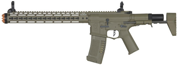 Ares Amoeba AM-016 M4 Carbine Shield Crusher Keymod AEG GEN2 FDE/Tan