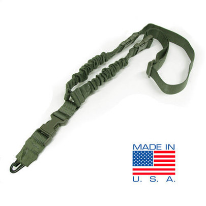 Condor COBRA One Point Bungee Sling, OD Green
