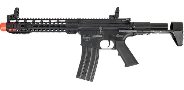 Valken Alloy Series PDW Airsoft AEG Rifle