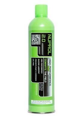 Nuprol 2.0 Premium Green Gas, 10.5oz Green Can