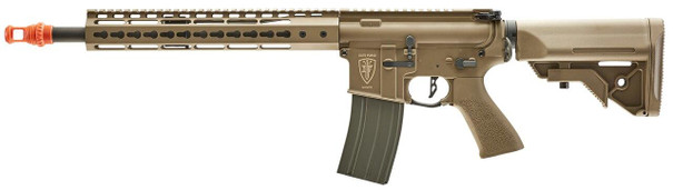 Elite Force MCR Keymod Competition Series Airsoft Rifle, Tan