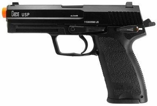 HandK USP CO2 Blowback Airsoft Pistol, Black