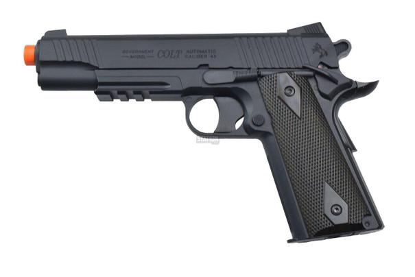 COLT CO2 Powered 1911 Rail Gun Airsoft Pistol