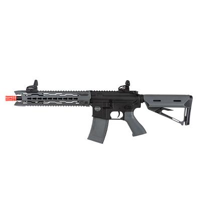 Valken Battle Machine AEG V2.0 TRG-M Carbine, Black/Grey - Refurbished