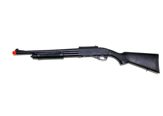 JAG Arms Scattergun HD Gas Powered Shotgun, Black