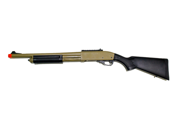 JAG Arms Scattergun HD Gas Powered Shotgun, FDE/Tan