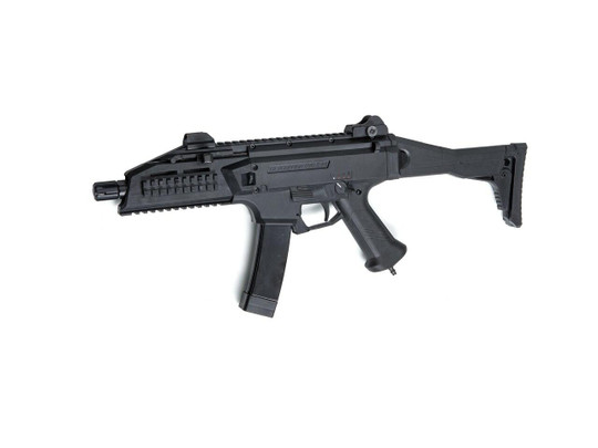 ASG CZ Scorpion EVO 3 A1 Airsoft SMG - Wolverine HPA Edition