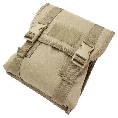 Condor Large MOLLE Utility Pouch, Tan