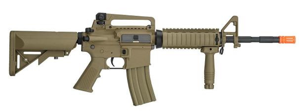Lancer Tactical M4 SOPMOD AEG, Gen 2, Dark Earth