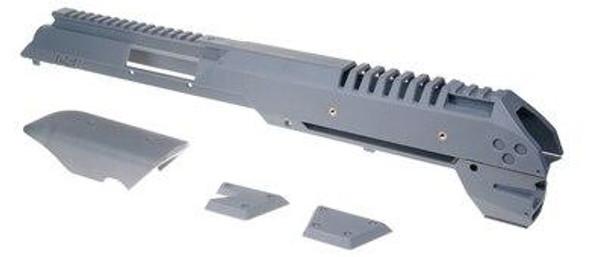 CSI STAR XR-5 Polymer Body Kit Grey