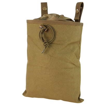 Condor MOLLE 3-fold Mag Recovery Pouch, Coyote Brown