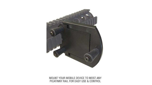 Convergent Phone Mount for Picatinny Rail