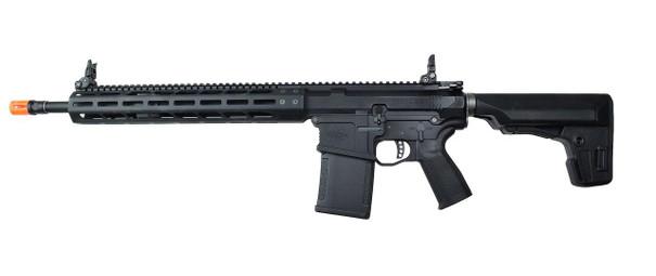 KWA PTS Mega Arms MML MATEN Gas Blowback Airsoft Rifle, Black