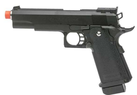 Tokyo Marui Hi-Capa 5.1 Gas Blowback Airsoft Pistol, Black